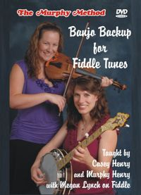 Banjo Backup for Fiddle Tunes cover
